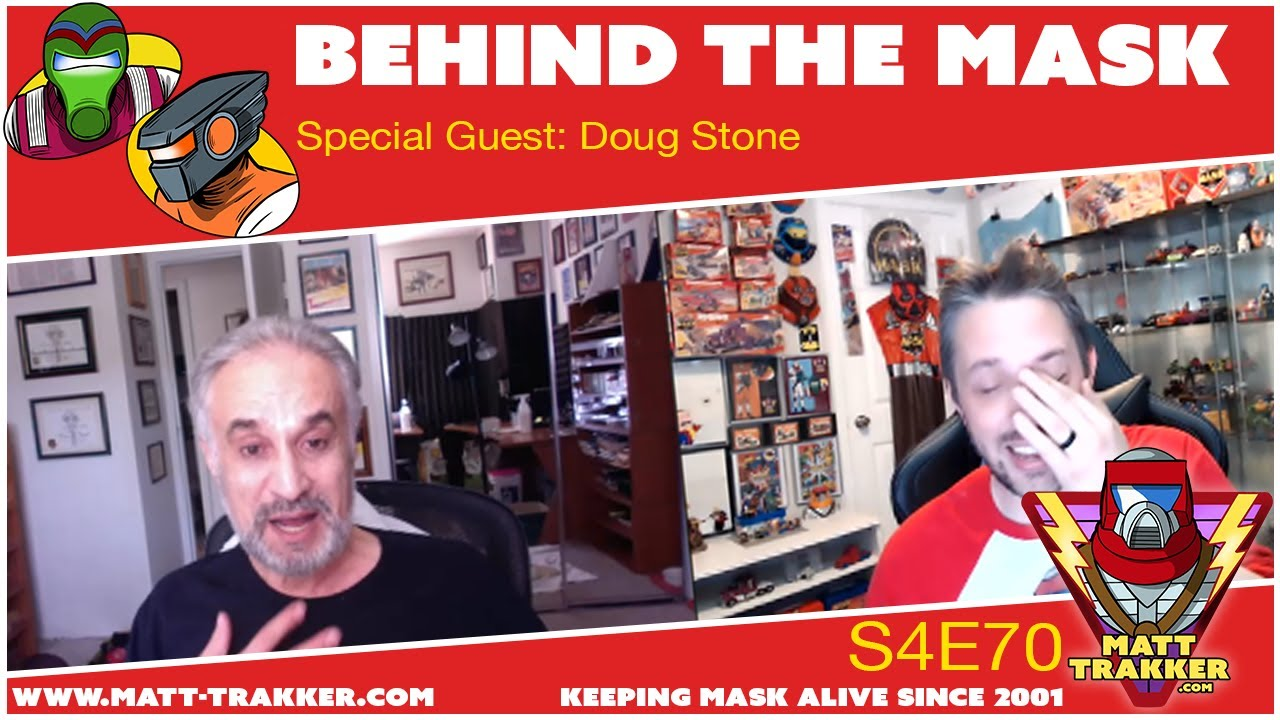 Special Guest: Doug Stone (Matt Trakker) - S4E70
