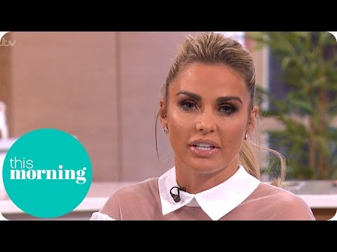 Katie Price The Agony Aunt Gives Out Some Advice | This Morning