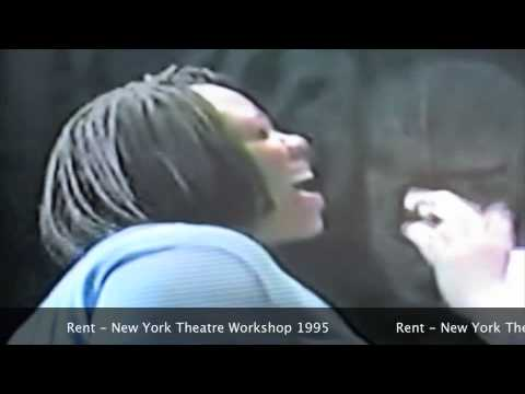 Rent Clips - New York Theatre Workshop 1995
