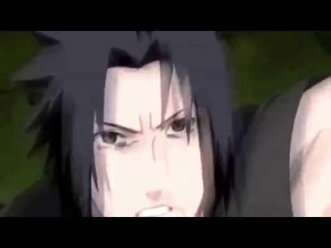 Naruto AMV Sasuke vs. Itachi [Hyouhaku + Kokuten]