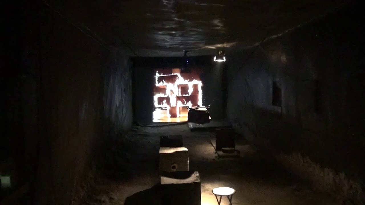 Undeground City XXI - Expoziție în Salina Turda (26.11.2018)