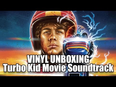 "Vinyl Unboxing Ep05: Death Waltz ""Turbo Kid"" Limited Edition Soundtrack"