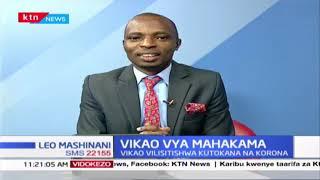 Mahakama ya Kiambu yatangaza kurejelea vikao vya kesi ili kupunguza msongamano