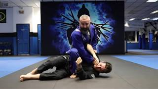 Knee on Belly Series - Opponent Turns Away