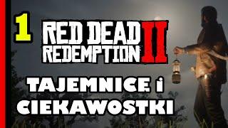 Red Dead Redemption 2 - Tajemnice i Ciekawostki 1
