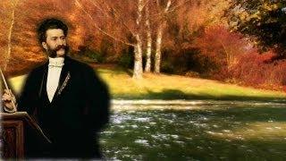 Johann Strauss Wiener Walzer An der schönen blauen Donau (Viennese Waltz) The Blue Danube Waltz