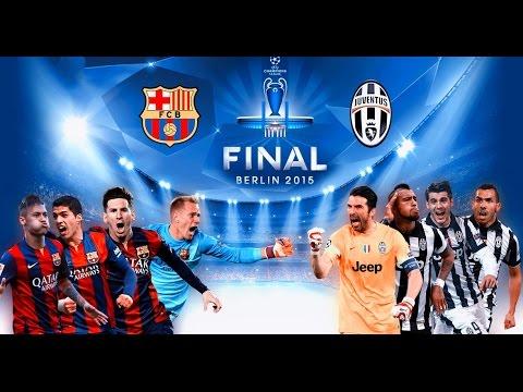 Барселона-Ювентус прогноз финал Лиги Чемпионов