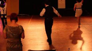 Benelux Open 2011 Crystal Newcomer  Novelty Arian Stam