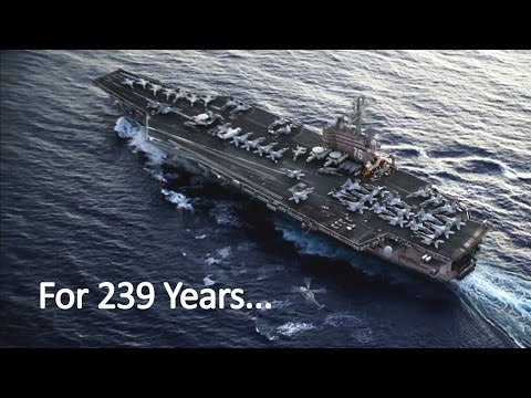 For 239 Years, The Navy Has Stood The Watch