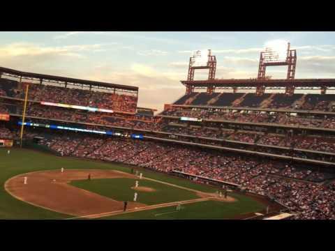 Philadelphia Phillies vs New York Mets 7-15-16