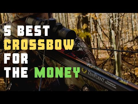⚡✔️ Best Crossbow: Best Crossbow  For The Money [REVIEWS & GUIDE] 👍🏻⚡
