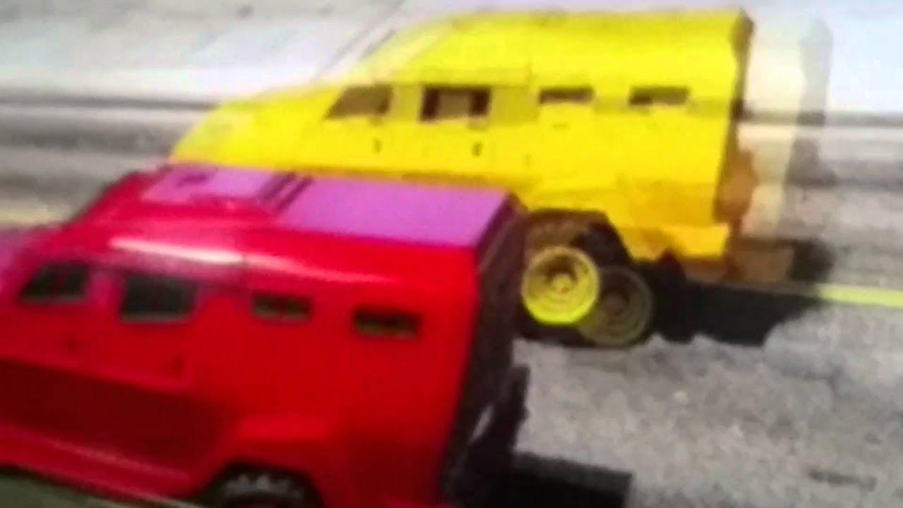 Gta online rockets launchers vs cars  YouTube