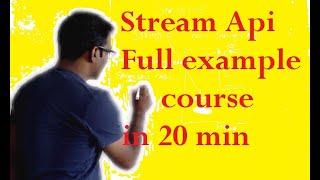 Part3 Java8 stream api interview Questions Examples | Java Stream api Examples