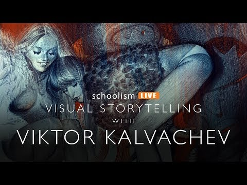 Visual Storytelling with Viktor Kalvachev