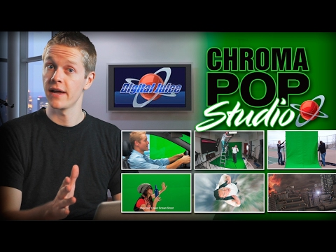 The Sky Is The Limit: Putting the Digital Juice ChromaPop Studio to work