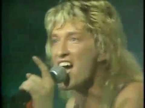Heavy Pettin' - Rock ain't Dead (Live 1984)