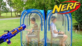 Nerf War: The Cheater