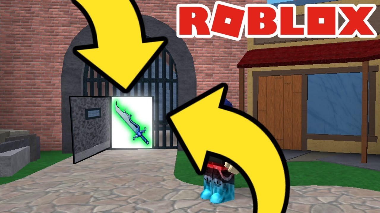 How To Glitch Into The Secret Room In Murder Mystery 2 Roblox