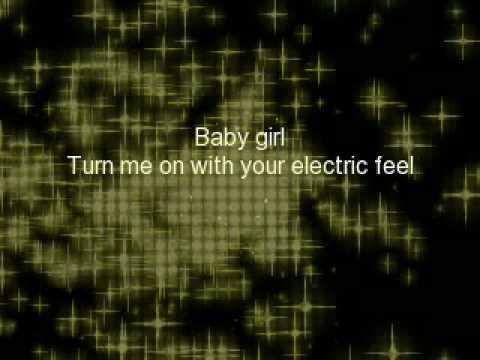 Electric Feel- By MGMT(lyrics)