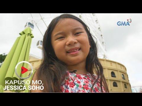 Kapuso Mo, Jessica Soho: Ilang mga batang Pilipino, paano nagkaroon ng British accent?