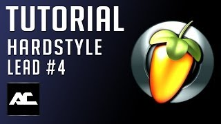 Hardstyle Lead Tutorial Like Code Black (FL Studio) (Arey Creator