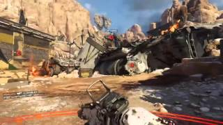 Call of Duty: Black Ops III: Bran's Freestyle