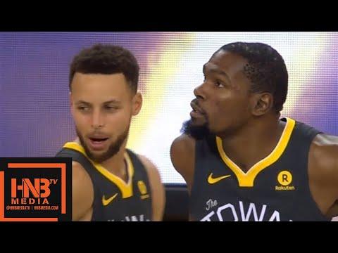 Golden State Warriors vs Phoenix Suns 1st Qtr Highlights / Feb 12 / 2017-18 NBA Season