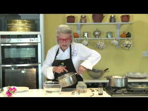 Good Food Ireland - Carrageen Moss Pudding