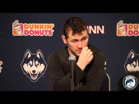 UConn Hockey Postgame Press Conference - UNH
