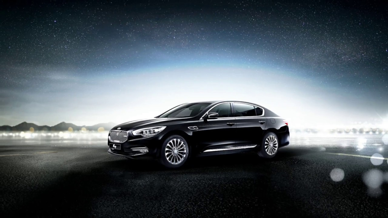 2018 Kia K9(K900) Photographic image 2018 기아 K9(K900) 사진모음 ...