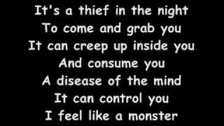 Rihanna - Disturbia (with lyrics)