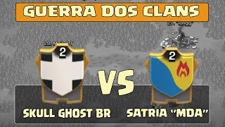 Clash of Clans - Guerra dos Clans