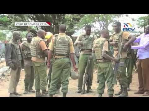 More than 100 bandits attack GSU camp in Kiserian, Baringo