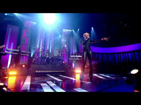 Mary J  Blige Just Fine - Later With Jools Holland Live HD