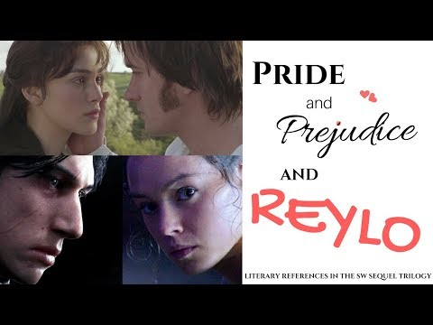 Pride and Prejudice and Reylo | Literary References in the Sequel Trilogy