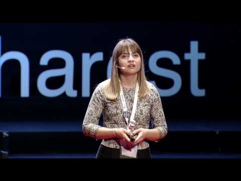 How to raise the next generation of game-changing individuals | Alexandra Butmalai | TEDxBucharest