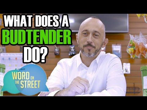 Word on the Street: Budtender Is Now a Job, and This Is What They Do
