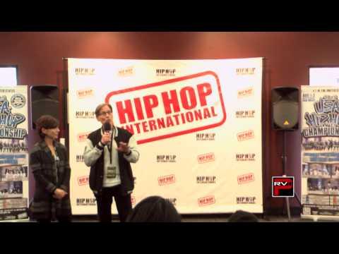 2015 Hip Hop International Media Day Press Conference at Viejas Arena