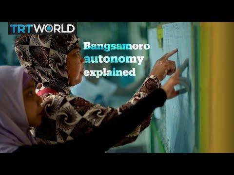 Bangsamoro autonomy explained