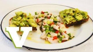How To Make Mackerel Ceviche : Rosie's Brixton Kitchen - S01e5/8