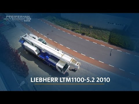Liebherr LTM1040 1 2001 from YouTube · Duration:  5 minutes 2 seconds