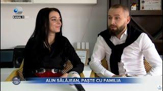 Stirile Kanal D (30.04.2021) - Razboinicul Alin Salajean, Paste cu familia | Editie de pranz