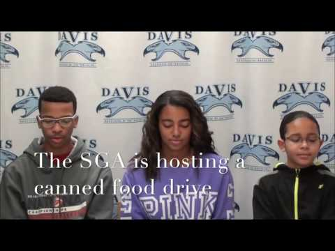 The Davis Daily News Show: November 29, 2016