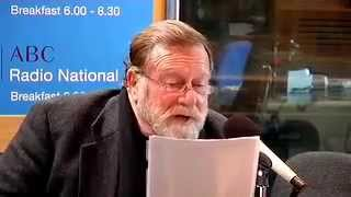 Jack Thompson reading Henry Lawson