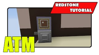 New Working ATM (Minecraft Xbox TU24/CU12/PlayStation CL1.16)