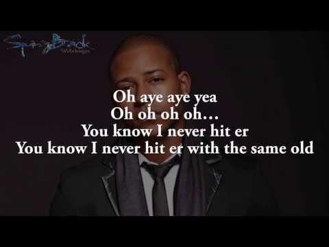 Eric Bellinger Ft. Jon B - Same Ol' [Lyrics On Screen]