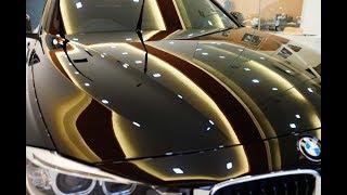 видео Обработка автомобиля жидким стеклом