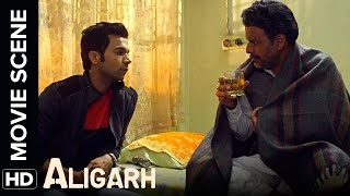 Aap Gay Hain Isliye | Manoj Bajpayee, Rajkummar Rao | Aligarh | Movie Scene