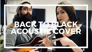 Amy Winehouse Back To Black Acoustic Cover By Hannah HD Video