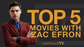 TOP 5: Zac Efron Movies | Trailer